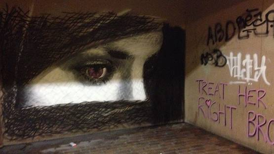 AFK - Treat Her Right, Vitry, Paris, photo credits of the artist