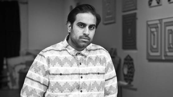 Aakash Nihalani - Photo of the artist - Image via Storyboard