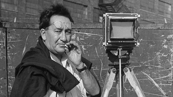 Aaron Siskind - Photography of the artist - Photo Credits  Getty Images
