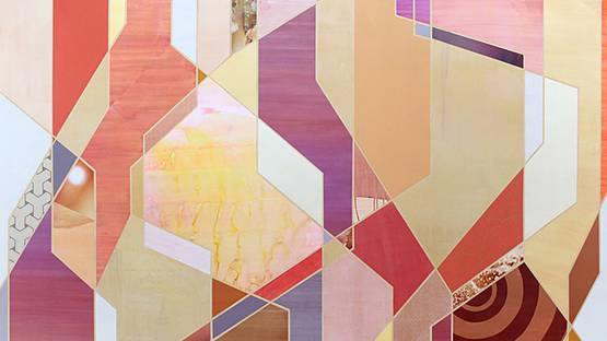 Aaron Wexler - After The Glitter Is Gone (detail) - 2014 - photo credits - artist
