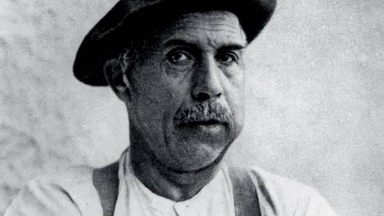 Adolph Wolfli - artist portrait