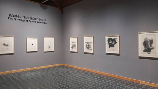 Agustin Fernandez - The Drawings of the Artist on Display - Image via jimcdn