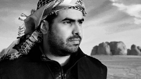 Ahmed Mater - artist, photo credits - Eoa Projects