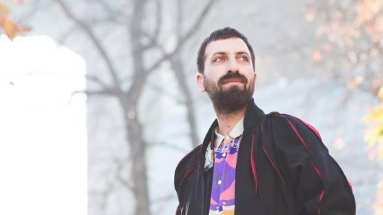 Ahmet Ogut portrait - image via spikeartmagazine.com
