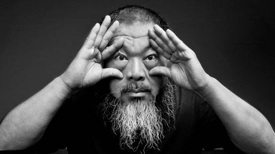 Ai Weiwei, photo by Gao Yuan