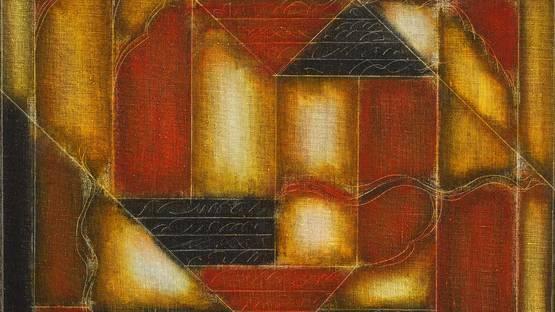 Akkitham Narayanan - Untitled (detail) - image via artianacom