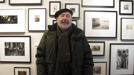 Albert Kish at the Steven Bulger Gallery, Toronto, Canada, photo credits - Wikimedia