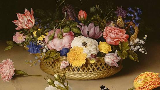 Ambrosius Bosschaert - Flower Still Life - Image via wikipedia
