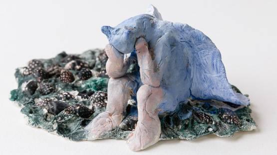 Amelie Von Wulffen - exhibition piece at Freedman Fitzpatrick