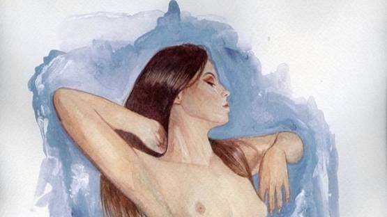 Amliv Sotomayor - Metamorfosis, 2017 (detail)