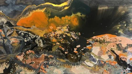 Anastasia Pather - Salt Water Bones, 2018 (detail)