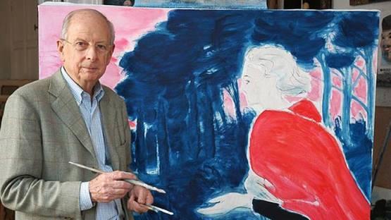 André Brasilier portrait