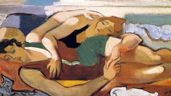 Andre Lhote - The Bathers, 1928