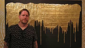 Andrew Schoultz - portrait - image via arrestedmotioncom