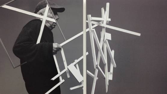 Anna and Bernhard Blume - Mondrian kaputt, 2004 (detail)