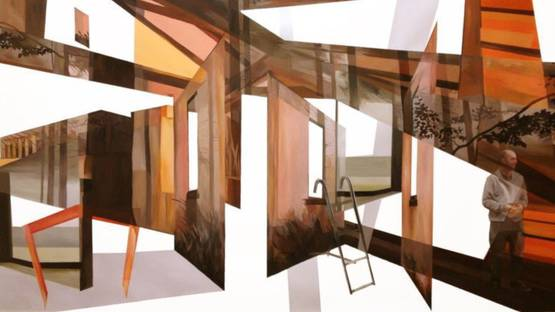 Anna Caruso - Memoria bianca, 2014 (detail)