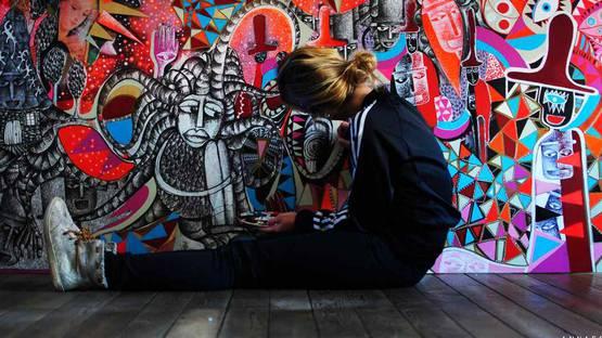 Annabelle Tattu portrait, photo credits - artist