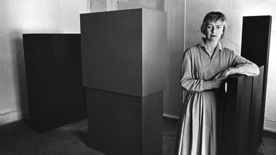 Anne Truitt - artist