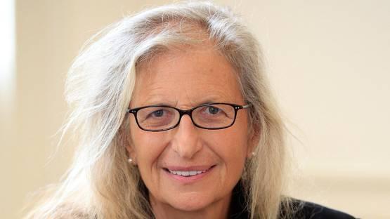 Annie Leibovitz - portrait, photo credits PA
