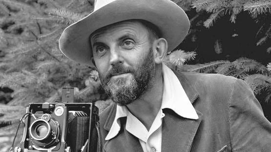 Ansel Adams - profile
