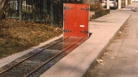 Anthony Koutras - Railway, 2003