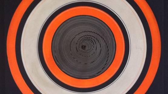 Antonio Asis - Sans titre (detail) - 1966