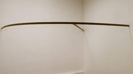 Antonio Bolota - Untitled, Wood, 2007, photo credits of the artist