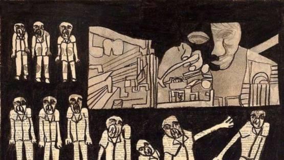 Antonio Manuel - Untitled, 1967 (detail)