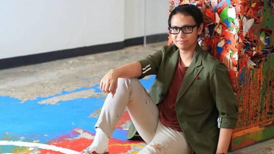 Arin Dwihartanto Sunaryo - portrait. Image via Men's World