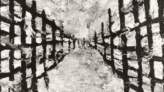 Armando - Der Zaun, 1994 (detail)