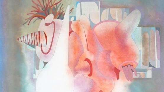 Armando Villagran - Mal Muchacho, 1987 (detail)