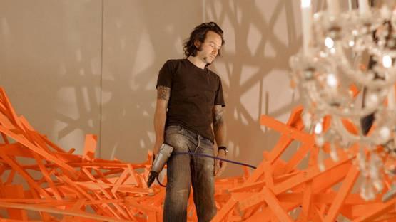 Arne Quinze - A Stranger's World, 2013 - Copyright Arne Quinze