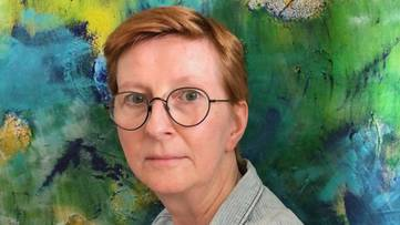 Beate Muench - portrait