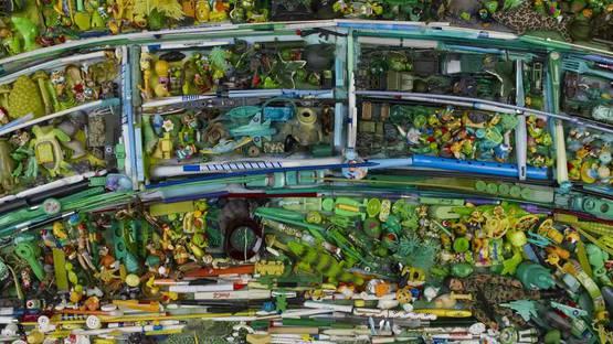 Bernard Pras - Le Pont Japonais (detail), photo credits of the artist