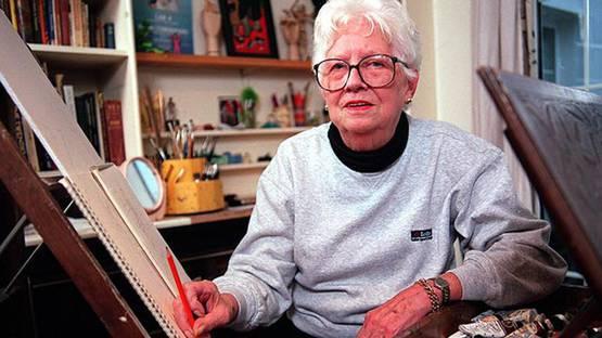 Beryl Cook - artist