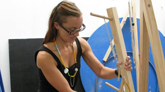 Bianca Hester piecesofeightgallery.blogspot.rs