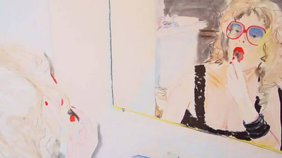 Billy Sullivan - Blonde, 1978 (detail)