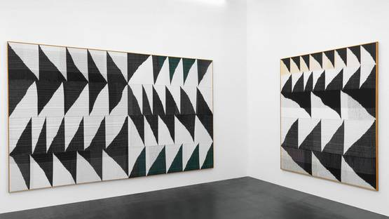 Brent Wadden - About Time, Installation View, 2013, Peres Projects