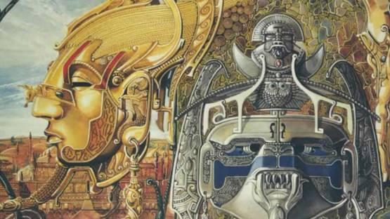 Brero Dovilio - Treasure of Atlan (detail)