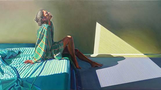 Brian Curtis - Danae, 1981