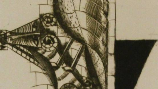 Brigitte Coudrain - untitled, 1978 (detail)