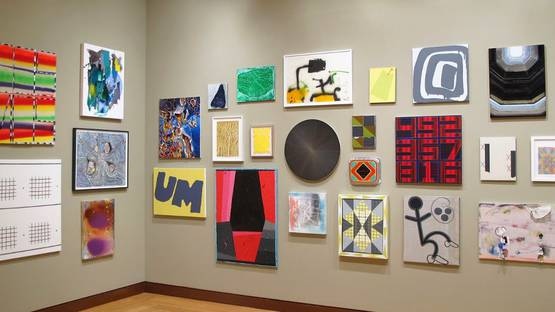 Cary Smith - A collection of his pieces - Image via painters-table