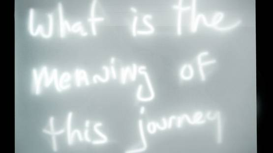 Caspian - What Is The Meaning - image courtesy of Robert Fontaine gallery