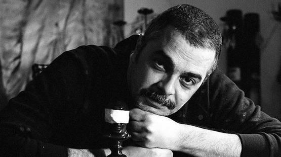 Cesare Callegari - portrait, photo courtesy of Molin Corvo Gallery