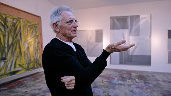 Charles Arnoldi, 2012, photo credits - Ochi Gallery