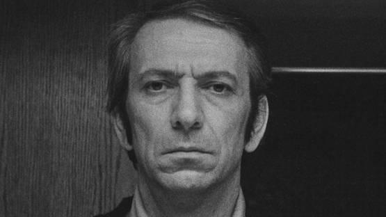 Charles Gagnon - Autoportrait with Leica, 1973 - Image via charlesgagnonartistcom
