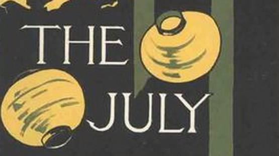 Charles H Woodbury - The July Century