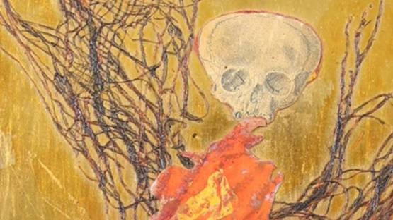Charles Romer Salisbury - The Hell Fire Eater, 1960 (detail)