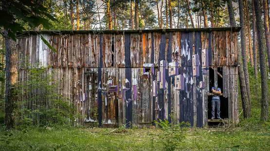 Chazme, Treepolis,  Chazme I Proembrion, Białobrzegi 2014
