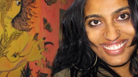 Chitra Ganesh artist